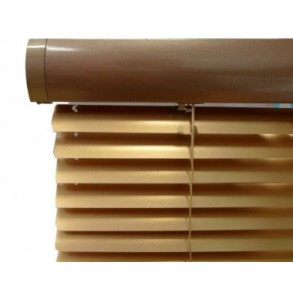 Žalúzie na okná ISSO L oblý nosník  - 25mm - bežné odtiene